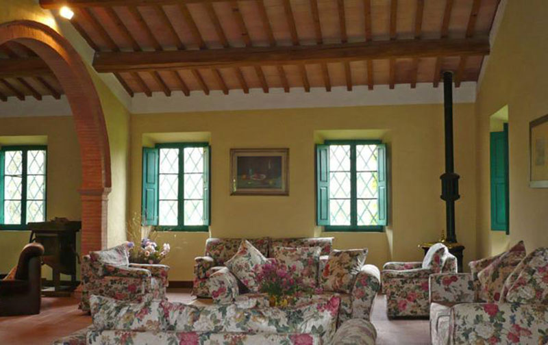 Tuscany Farmhouse Caio Alto